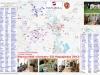 Mapa stanovišť včelstev v ZO Napajedla 2013